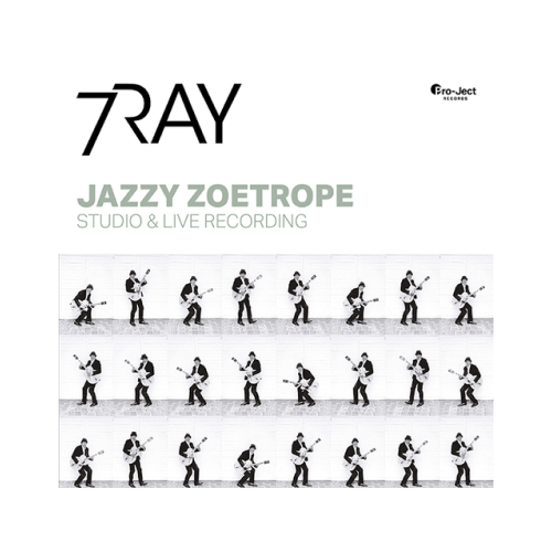 7RAY feat. Triple Ace - Jazzy Zoetrope